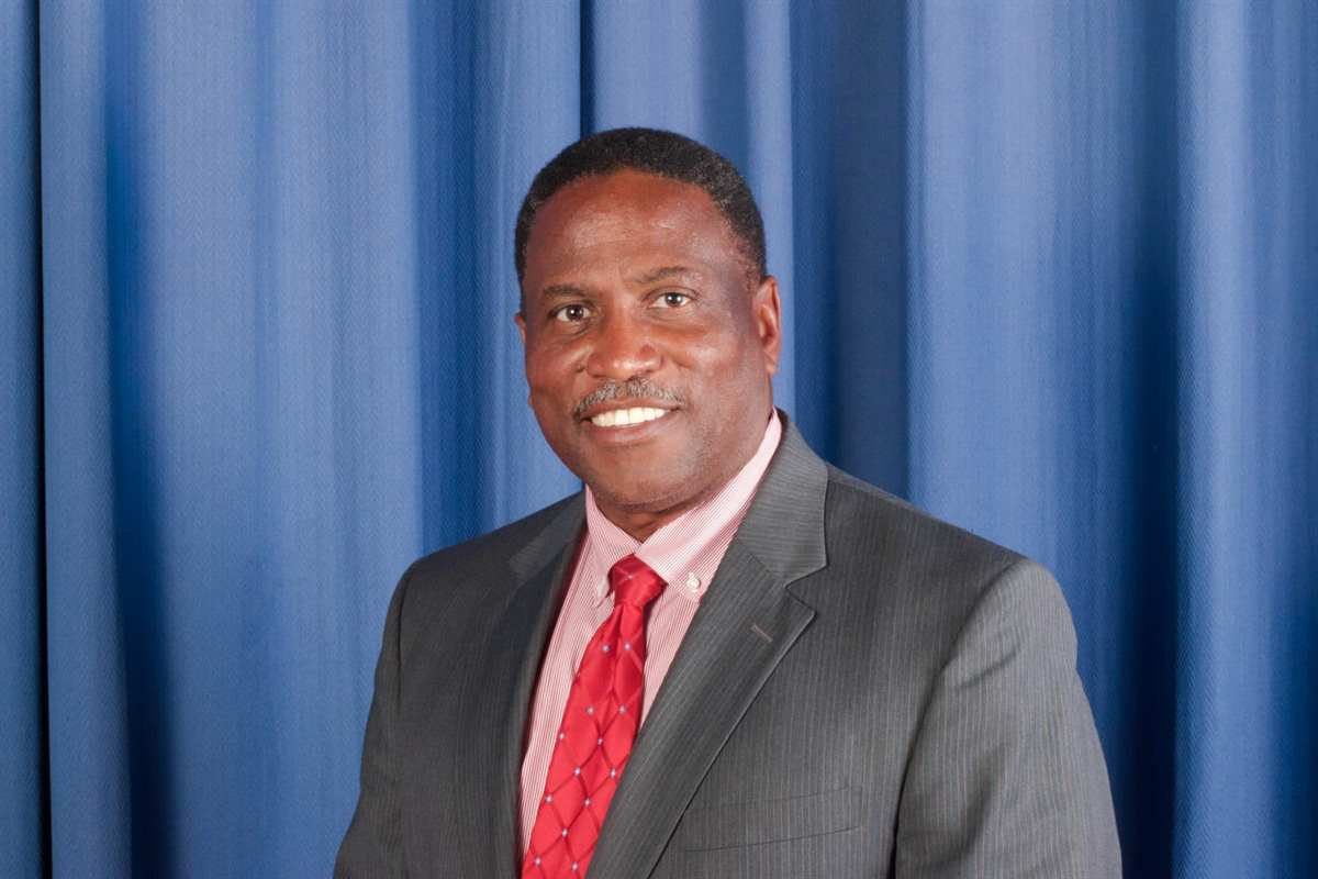 Mayor Jimmie Gardner